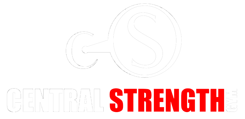 Central Strength Gym logo