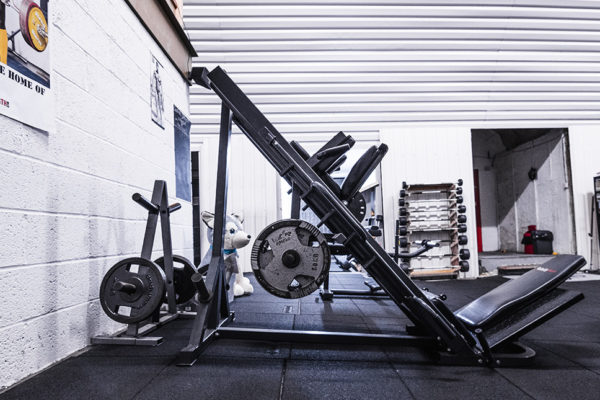 Central Strength Gym fitness equipments